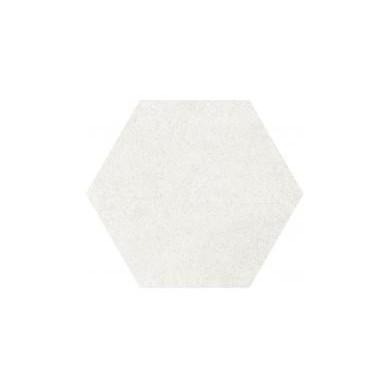 Hiszpańskie płytki gresowe - Hexatile Cement White
