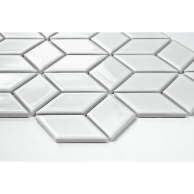 Diamond White Star - płytki ceramiczne