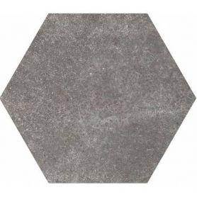 Hiszpańskie płytki gresowe - Hexatile Cement Black