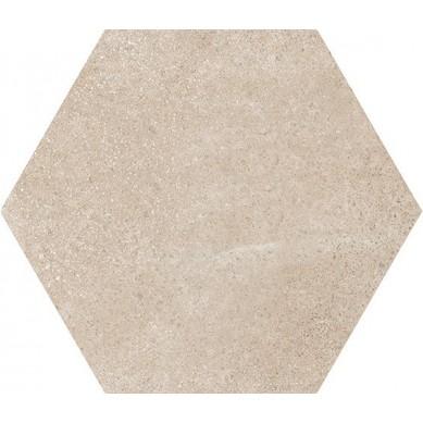 Hiszpańskie płytki gresowe - Hexatile Cement Mink