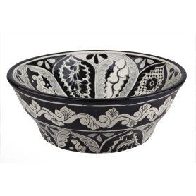 Atalaya - ceramiczna umywalka z Meksyku