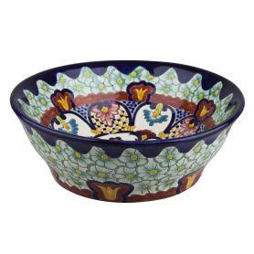 Juanetta - wysoka ceramiczna umywalka