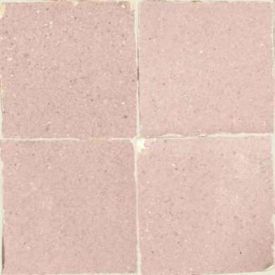 Pudrowo różowa - płytka ścienna