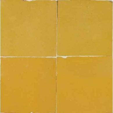 Żółta - płytka ścienna