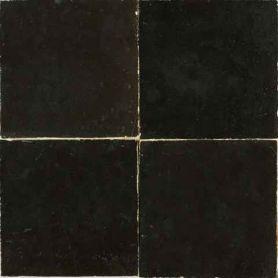 Czarna - płytka ścienna