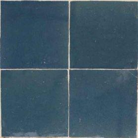 Ciemnoniebieska - płytka ścienna