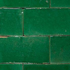 Ciemnozielona - płytka podłogowa