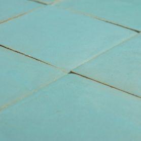 Niebieska - płytka podłogowa