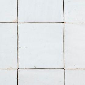 Biała - płytka podłogowa
