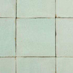 Jasnozielona - płytka podłogowa