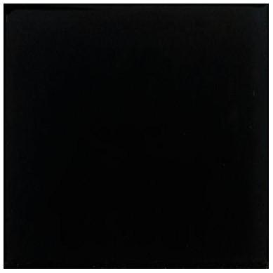 Equipe Evolution Negro Mate 15x15 cm