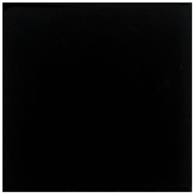 Equipe Evolution Negro Brillo 15x15 cm