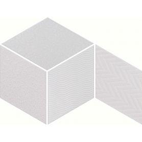 Equipe Rhombus White 14x24 cm