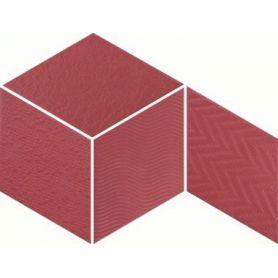 Equipe Rhombus Red 14x24 cm