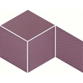 Equipe Rhombus Violet 14x24 cm