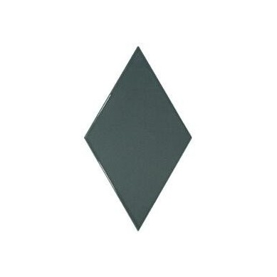 Equipe Rhombus Wall Dark Grey 15.2x26.3 cm