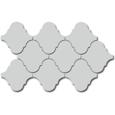 Equipe Scale Alhambra Mosaic Light Grey