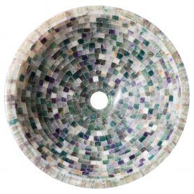 Urd - nablatowa umywalka kamienna