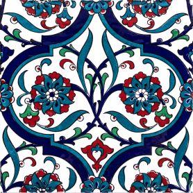 Toygar - tureckie płytki dekoracyjne Iznik