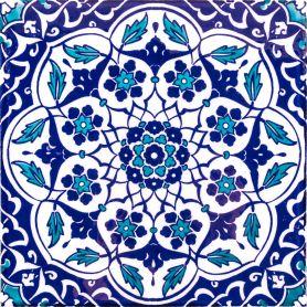 Taner - ceramiczne płytki z Turcji 20x20cm, opakowanie 12 sztuk (0,48m2)