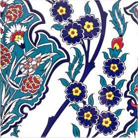 Zeki - tureckie płytki ceramiczne ścienne Iznik