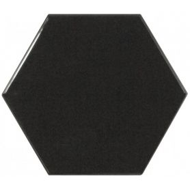 Equipe Scale Hexagon Black