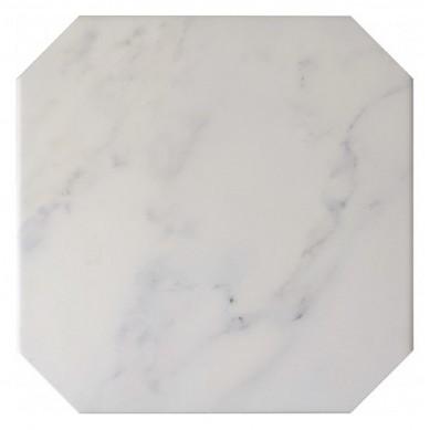 Equipe Octagon Marmol Blanco 20x20cm