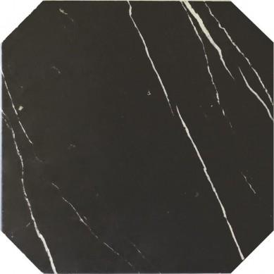 Equipe Octagon Marmol Negro 20x20cm