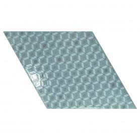 Equipe Rhombus Pattern Ash Blue 15.2x26.3 cm