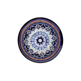 Letitia - Umywalka okrągła wpuszczana