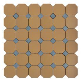 Oktagony - płytki podłogowe