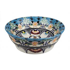 La Reina - Meksykańska umywalka ceramiczna