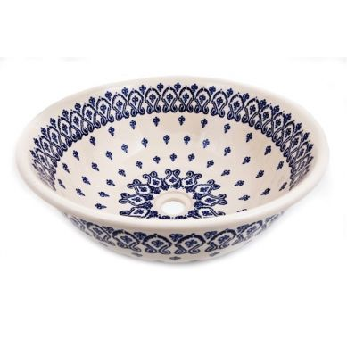 Mariola - umywalka ceramiczna