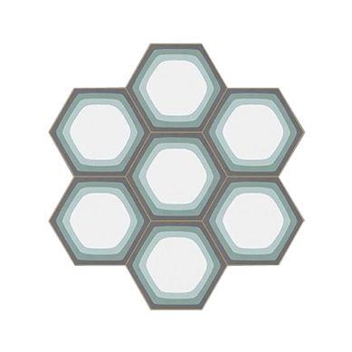 Madjer - Heksagonalne płytki cementowe