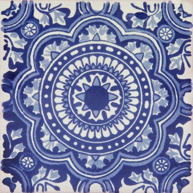 Roseton - Oryginalne kafelki ceramiczne