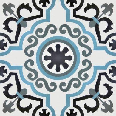 Navas - marokańskie kafle cementowe