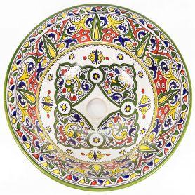 Burhan - Orientalna umywalka z Maroka