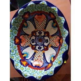 Juanetta - Umywalka meksykańska pęknięta