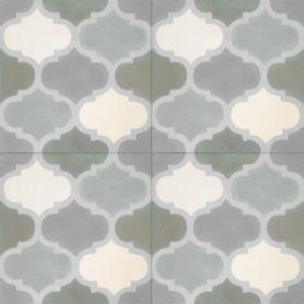 Maite - płytki podłogowe cementowe