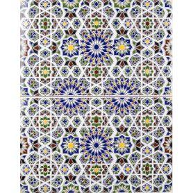 Maher - ścienne płytki marokańskie