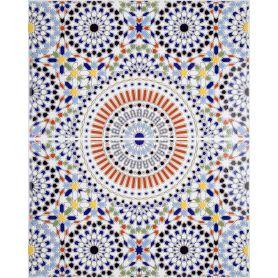Nour – marokańskie płytki ścienne ceramiczne