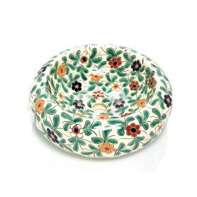 Amaranta - Umywalka ręcznie zdobiona