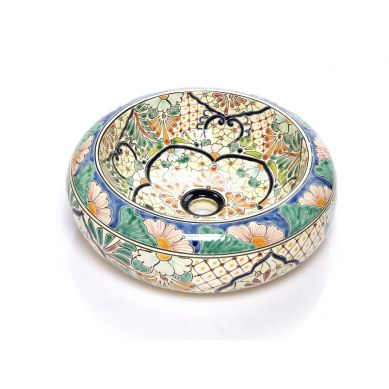 Aurora - Umywalka ceramiczna nablatowa