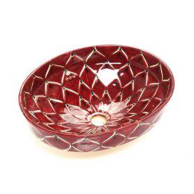 Infierna - meksykańska umywalka ceramiczna