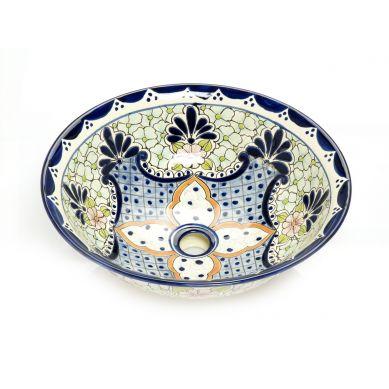 Celeste - Oryginalna umywalka nablatowa
