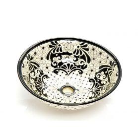 Serena Light - Meksykańska umywalka ceramiczna