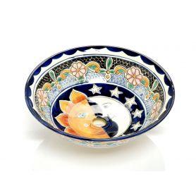Soccoro - okrągła umywalka z Meksyku