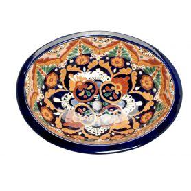 Dina - Meksykańska umywalka Talavera