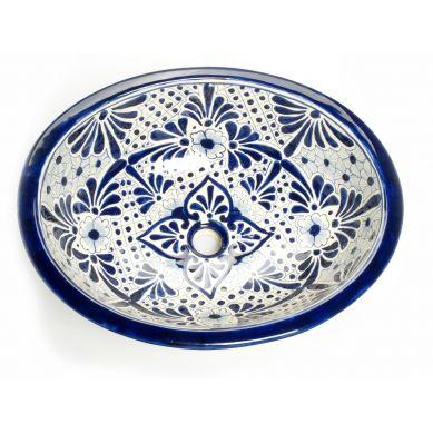 Jimena - umywalka meksykańska pęknięta