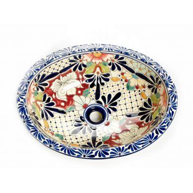 Jacinta - dekoracyjna umywalka